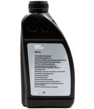 Трансмиссионное масло BMW ATF 6 Automatik-Getriebeoel, 1л