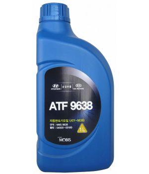 Трансмиссионное масло Hyundai/Kia ATF 9638, 1л