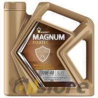 Моторное масло Rosneft Magnum Maxtec 10W-40 (РНПК), 4л