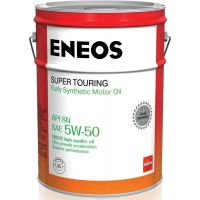 Моторное масло ENEOS Super Touring 5W-50, 20л