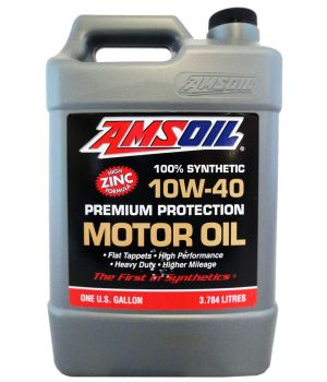 Моторное масло AMSOIL Synthetic Premium Protection Motor Oil SAE 10W-40 (3,784л)