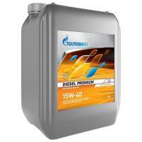 Моторное масло Gazpromneft Diesel Premium 15W-40, 20л