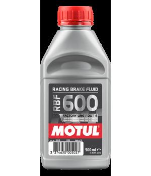 Тормозная жидкость MOTUL RBF 600 Factory Line, 0,5 л.