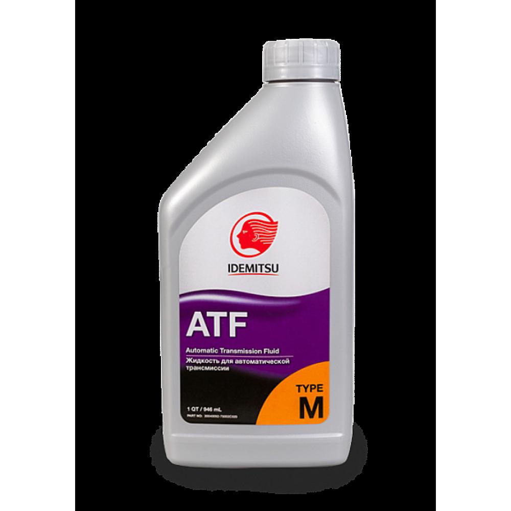 Трансмиссионное масло IDEMITSU ATF Type-М, 0.946л