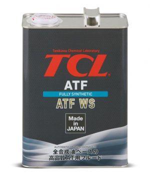 Трансмиссионное масло TCL ATF WS, 4л