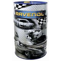 Трансмиссионное масло RAVENOL ATF 5/4 HP (60л) цвет