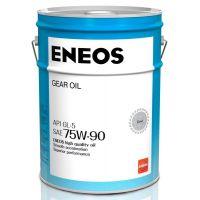 Трансмиссионное масло ENEOS GL-5 75W-90, 20 л.