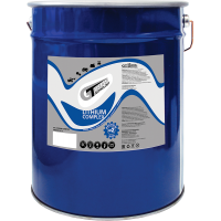 Смазка синяя GT OIL GT Lithium Complex Grease HT, 18кг