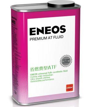 Трансмиссионное масло ENEOS Premium AT Fluid, 1л.