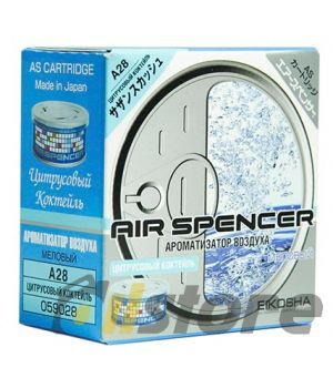 Ароматизатор меловой Eikosha Air Spencer - Sazan Squash