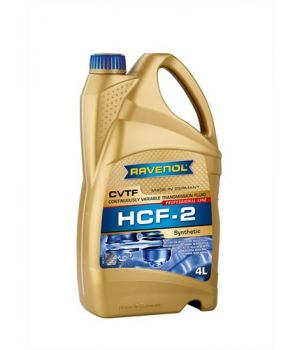 Трансмиссионное масло RAVENOL CVT HCF-2 Fluid (4л)