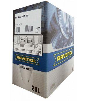 Моторное масло RAVENOL TSI SAE 10W-40 (20л) ecobox
