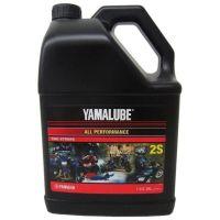 Моторное масло YAMAHA Yamalube 2S, 3.784л
