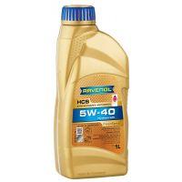 Моторное масло RAVENOL HCS SAE 5W-40 ( 1л) new