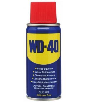 Смазка универсальная WD-40, 100мл