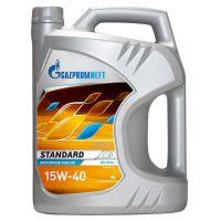 Моторное масло Gazpromneft Standard 15W-40, 5л