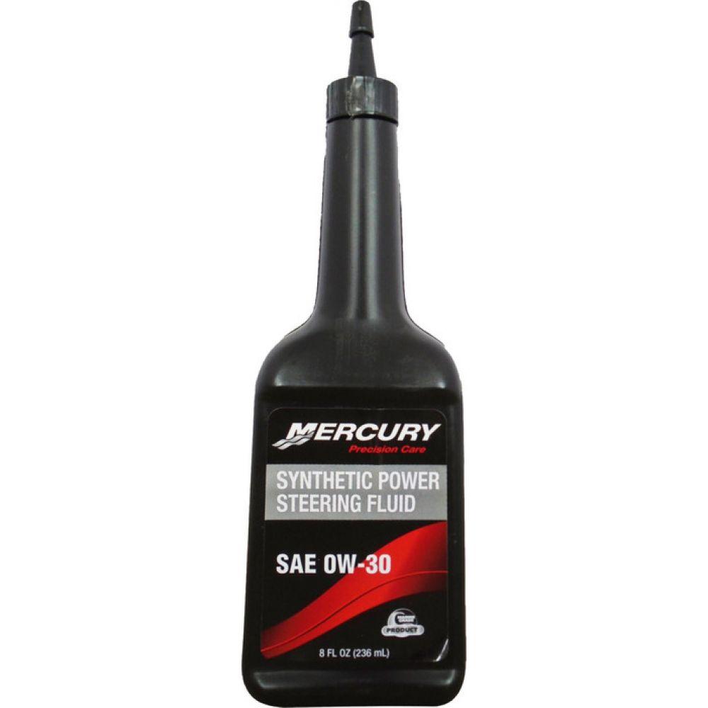 Гидравлическая жидкость Quicksilver Verado SAE 0W-30, 236мл