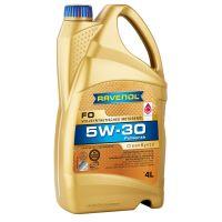 Моторное масло RAVENOL FO SAE 5W-30 ( 4л) new