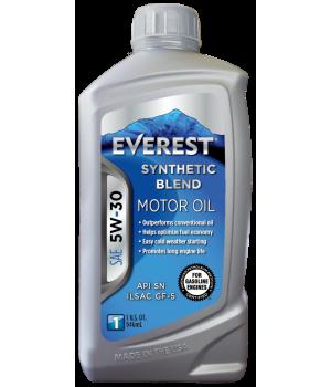 Моторное масло Everest 5W-30, 1л
