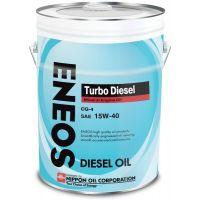 Моторное масло ENEOS Turbo Diesel 15W-40, 20л