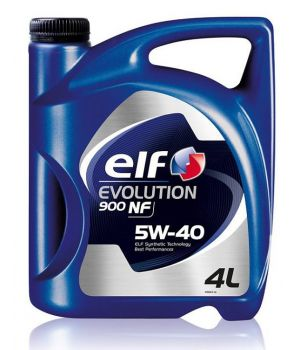 Моторное масло ELF Evolution 900 NF 5W-40, 4л