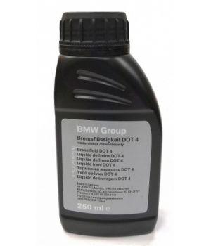 Тормозная жидкость BMW DOT-4, 0,25л