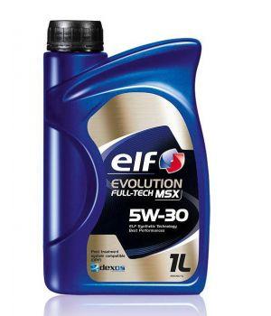 Моторное масло ELF Evolution FULL-TECH MSX 5W-30, 1л