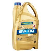 Моторное масло RAVENOL Expert SHPD 5W-30, 5л