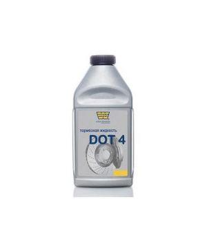 Тормозная жидкость WEGO DOT4, 1л