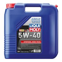 Моторное масло LIQUI MOLY Synthoil High Tech 5W-40, 20л