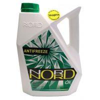 Антифриз готовый NORD зеленый, 5кг
