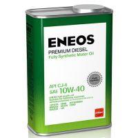 Моторное масло Eneos Premium Diesel 10W-40, 1л