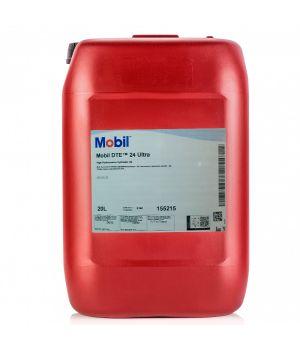 Гидравлическое масло Mobil DTE 24 Ultra, 20л