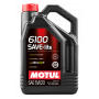 Моторное масло Motul 6100 SAVE-lite 5W-20, 4л