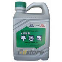 Антифриз концентрированный зеленый HYUNDAI Long Life Coolant 2yr, 2л