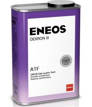 Трансмиссионное масло для АКПП ENEOS ATF DEXRON III, 1л