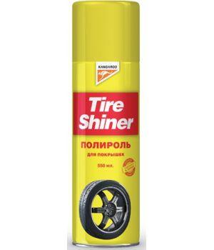 Очиститель покрышек Kangaroo Tire Shiner, 550мл