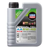 Моторное масло LIQUI MOLY НС Special Tec AA Diesel 5W-40, 1л