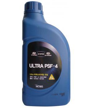 Жидкость для ГУР Hyundai/Kia Ultra PSF-4 80W, 1л