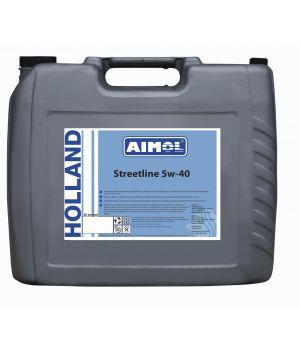 Моторное масло AIMOL Streetline 5W-40, 20л