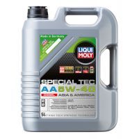 Моторное масло LIQUI MOLY НС Special Tec AA Diesel 5W-40, 5л