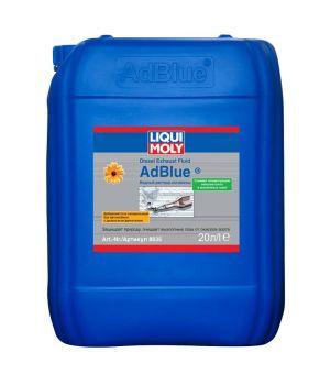Водный раствор мочевины LIQUI MOLY 32,5% AdBlue, 20л