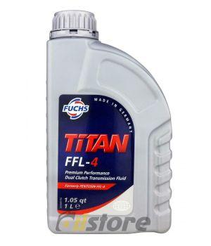 Трансмиссионное масло FUCHS Titan FFL-4, 1л