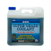 Антифриз KYK Super Grade Coolant blue -40°C синий, 5л