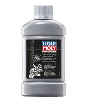 Средство для ухода за кожей LIQUI MOLY Motorbike Leder-Kombi-Pflege, 0,25л