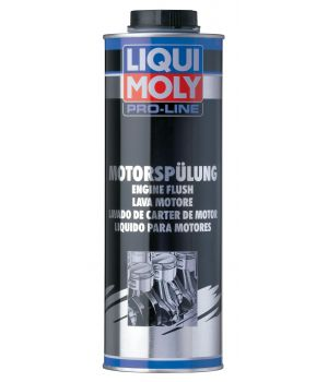 Средство для промывки двигателя Профи LIQUI MOLY Pro-Line Motorspulung, 1л