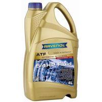 Трансмиссионное масло RAVENOL ATF 5/4 HP (4л) new