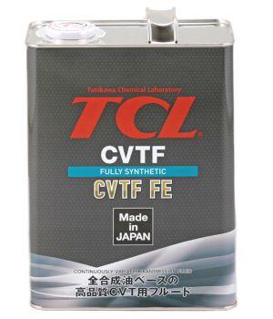 Трансмиссионное масло TCL CVTF FE, 4л