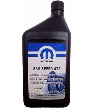 Трансмиссионное масло MOPAR ZF 8 & 9 speed ATF (0,946л)