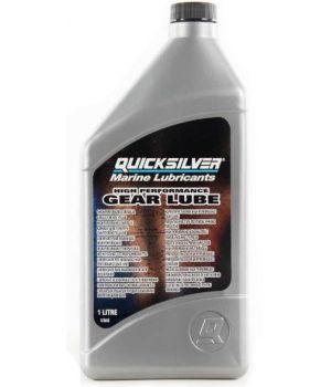 Трансмиссионное масло Quicksilver High Performance Gear Lube SAE 90, 0.946л